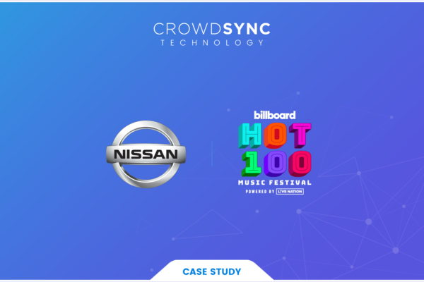 CrowdSync - Nissan x Billboard Hot 100 CaseStudy 1-1-min